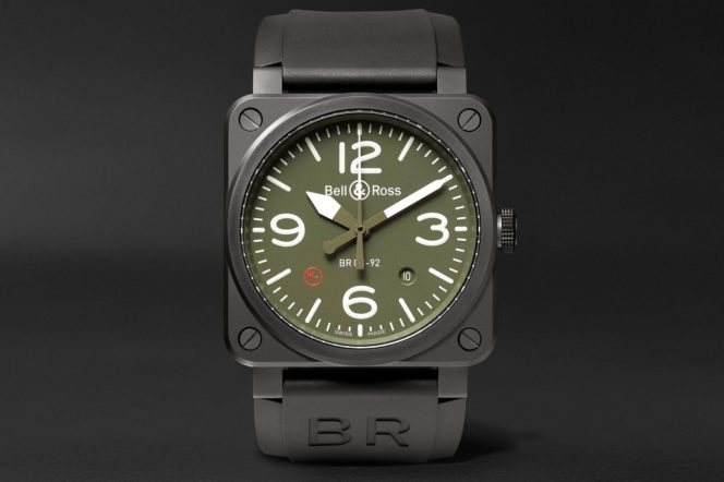 Wishlist: Truffle Slicer, Military Type Watch and Invictus Yacht