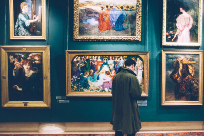 A gentleman's guide to investing in art