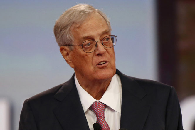 Charles and David Koch: the men who really run the Republican Party