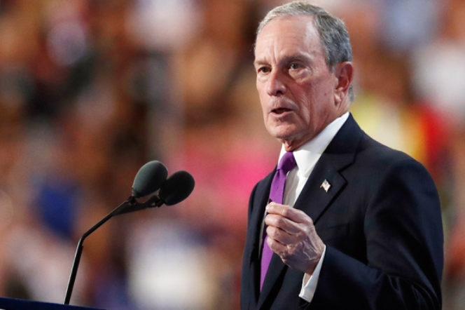 The inspirational rise of Michael Bloomberg