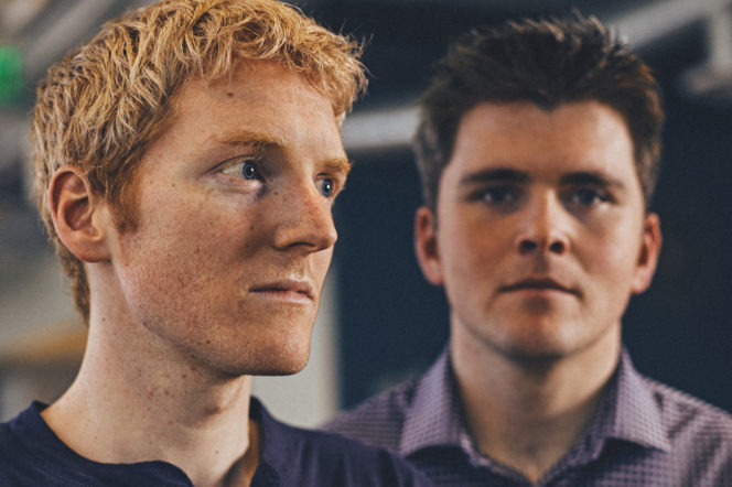 Patrick and John Collison: Introducing the Irish billionaires under 30