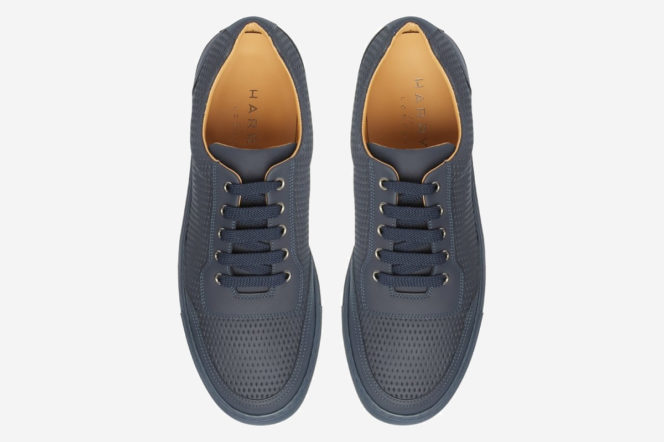 The Pick: The tech mesh sneaker to bring texture to smart casual