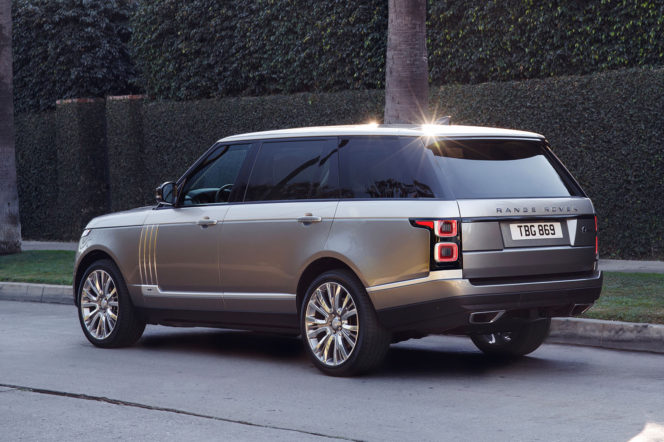 Everything you need to know about the new Range Rover SVAutobiography