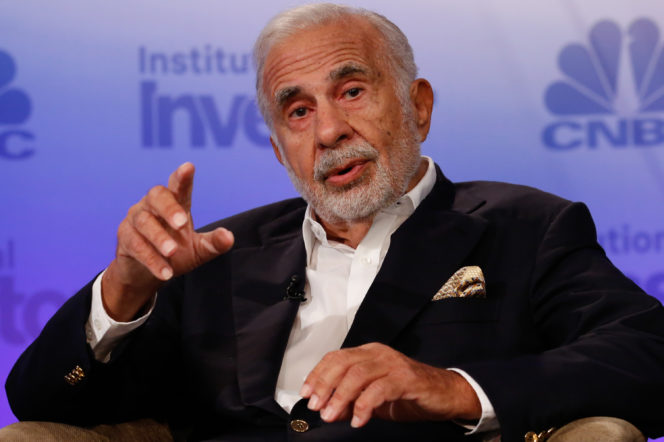 Carl Icahn: The Queens boy who made $21 billion