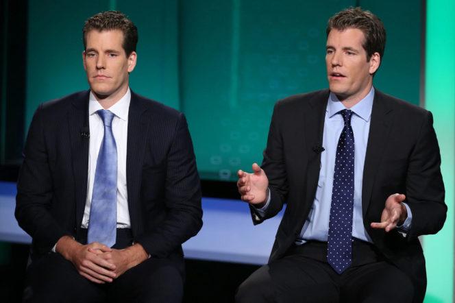 The incredible rise of the Winklevoss twins