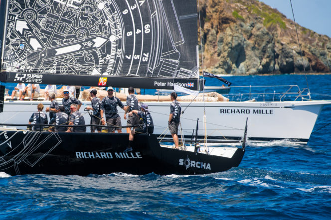 Inside the most eminent regatta on the sailing calendar