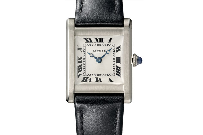 5 watches that defined Cartier's place in horological history