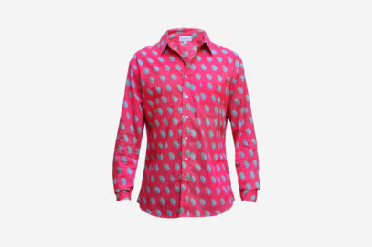 Frangipani: the shirt-maker to brighten up your winter