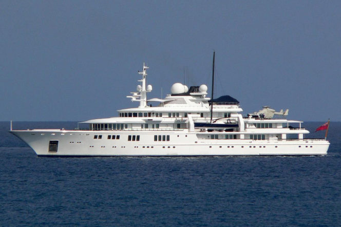 The amazing superyachts of Microsoft co-founder Paul Allen