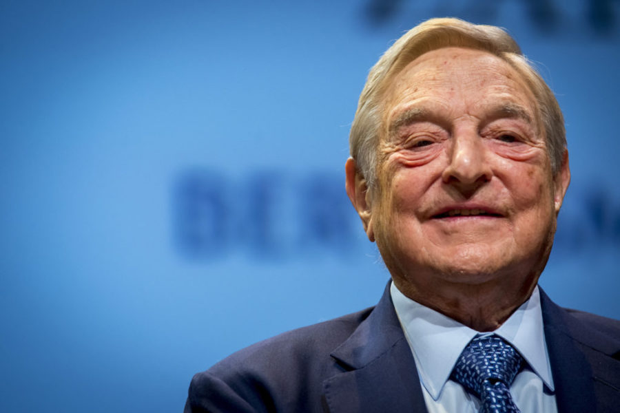 The incredible life of billionaire George Soros | The Gentleman's ...