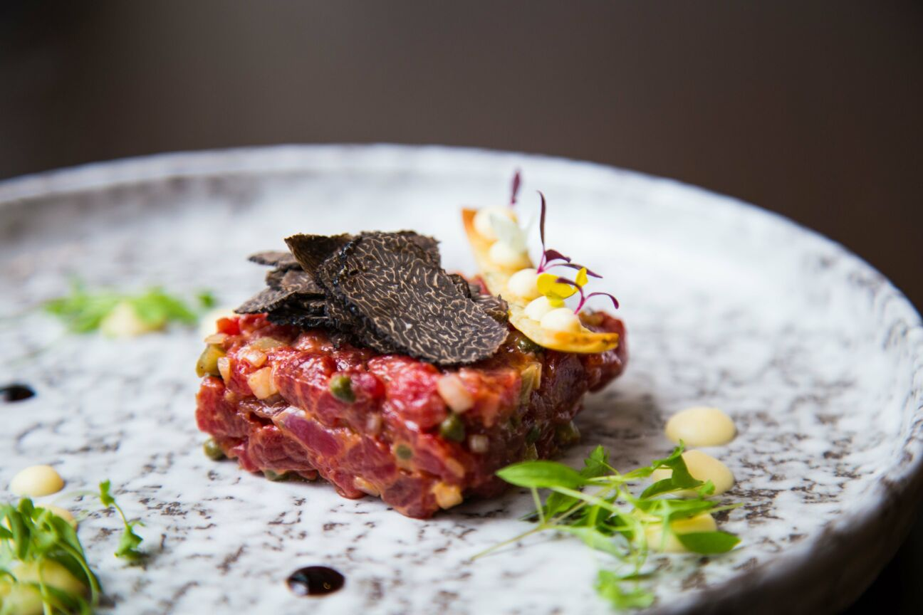 The best truffle dishes and menus in London this season