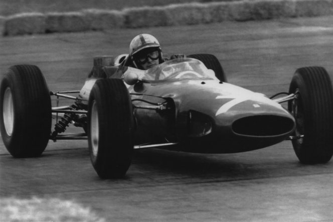 The life and times of John Surtees, as told by the man himself