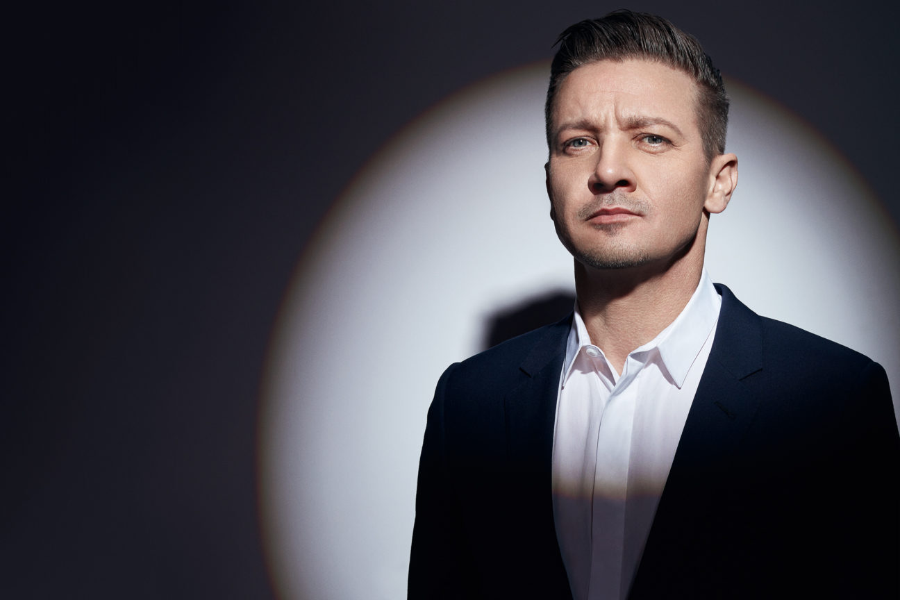 Jeremy Renner talks Weinstein, Wind River and what it means to be a hero