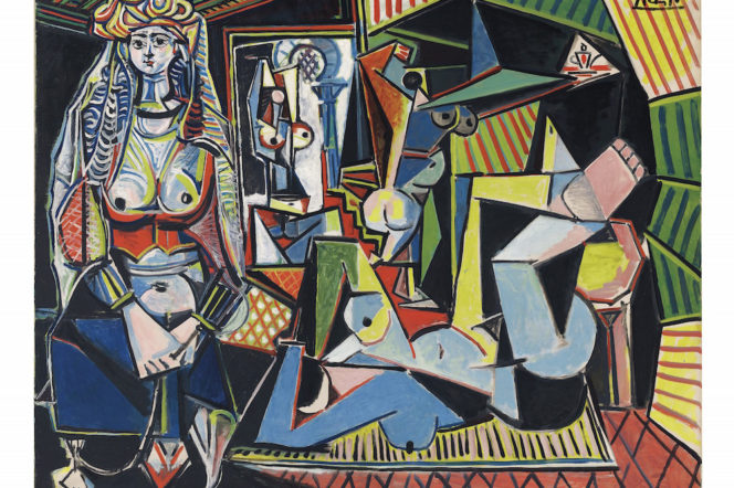 The most expensive paintings in the world right now