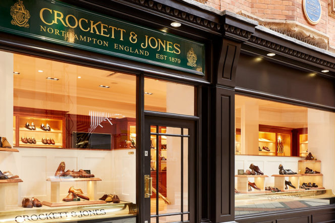 Behind the brand: Crockett & Jones