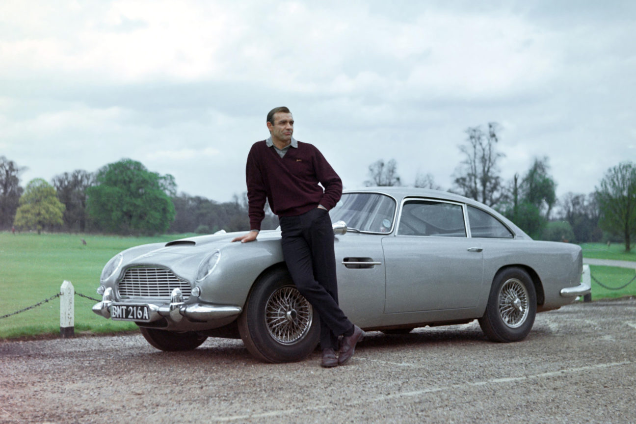 The definitive ranking of Bond cars