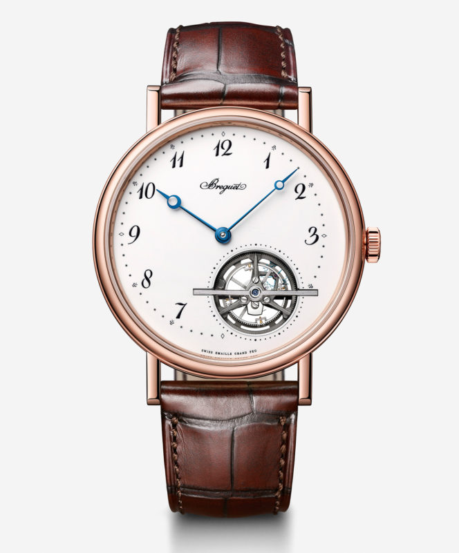 Object of Desire: Breguet's Classique Tourbillon Extra-Plat Automatique