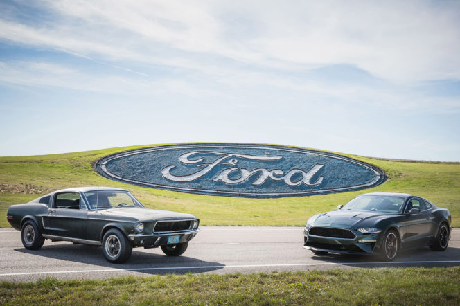 The story of Steve McQueen's 'Bullitt' Mustang – and its new successor