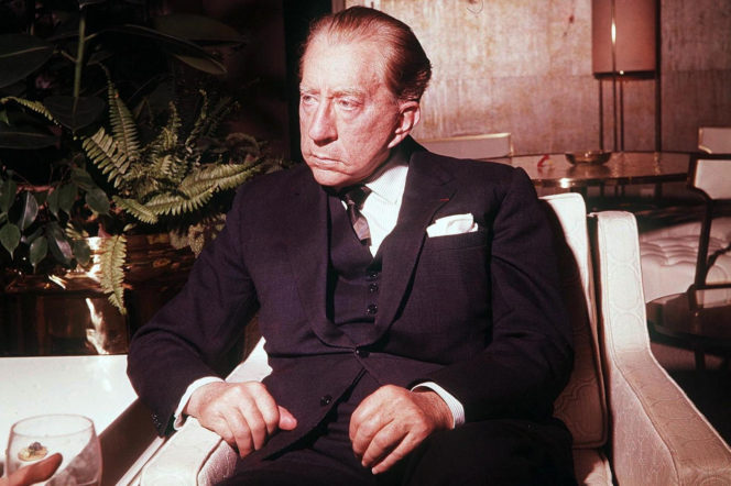 "The life of J. Paul Getty, the ""richest man in the history of the world"""
