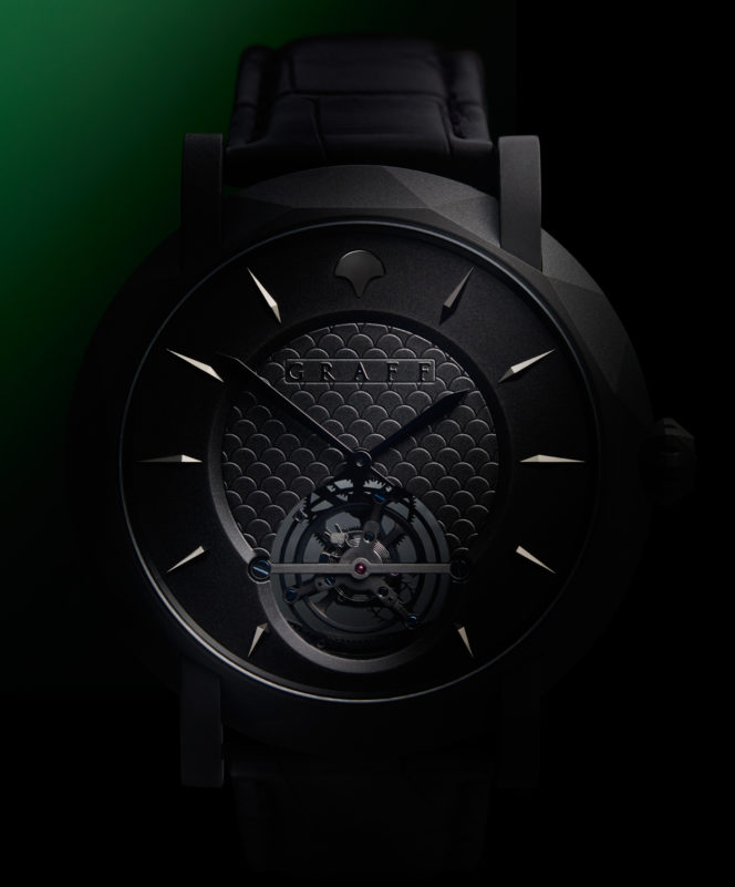 Object of Desire: Graff Eclipse Tourbillon