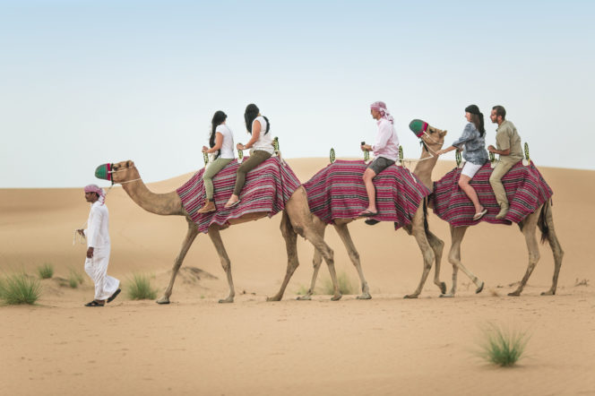 Could this be the ultimate Dubai Desert adventure?