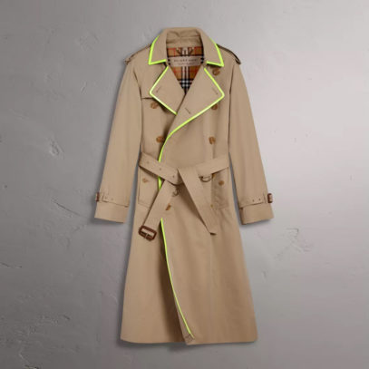 Men who wear it well: The trench coat