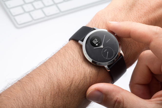 Introducing the most sophisticated hybrid smartwatch on the market