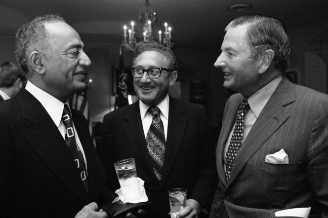 Everything you need to know about David Rockefeller
