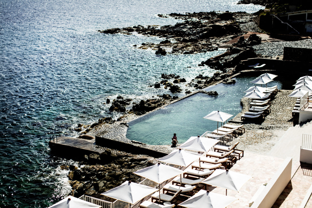 These are the world's best hotel pools (and how much it costs to take a dip)