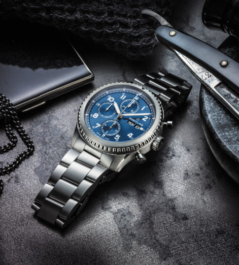 Introducing Breitling's Navitimer 8 collection