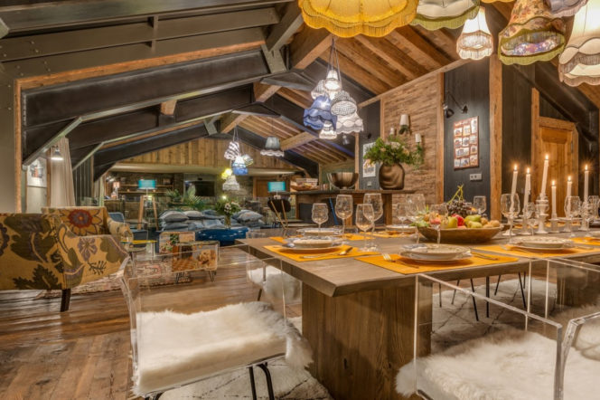 The best ski chalet interiors to inspire your apres-ski style