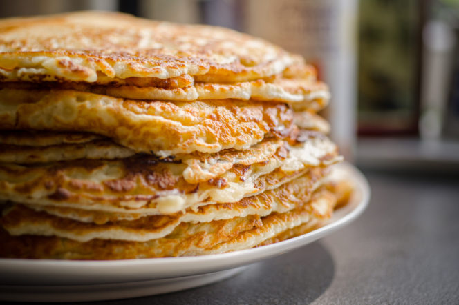 How to cook pancakes like a Michelin-starred chef