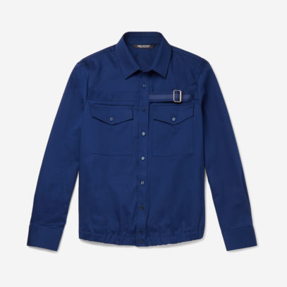 Men who wear it well: The overshirt