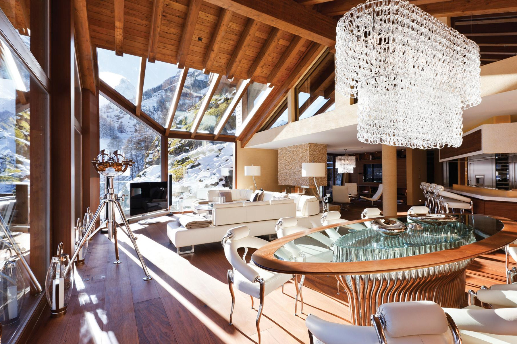 Ski Chalet Interior Design the best ski chalet interiors to inspire your apres-ski