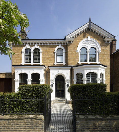 Inside West London's most stylish home