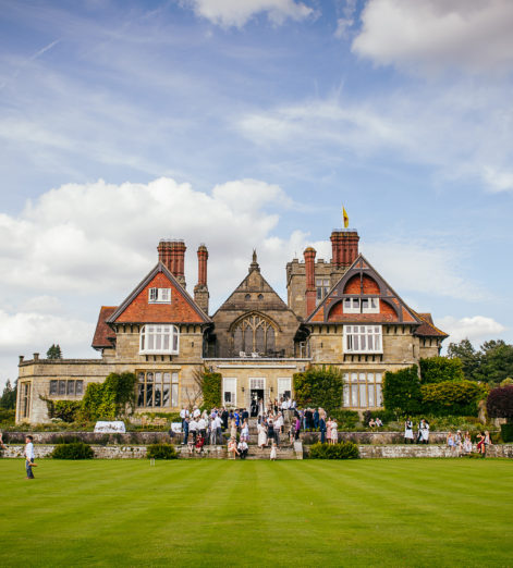 These are the 6 best British venues for a country wedding