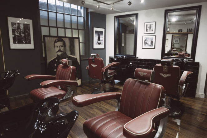 These are the best barber shops in London