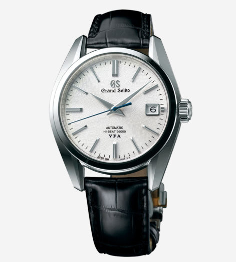 Grand Seiko celebrate the 20th anniversary of their most famous caliber