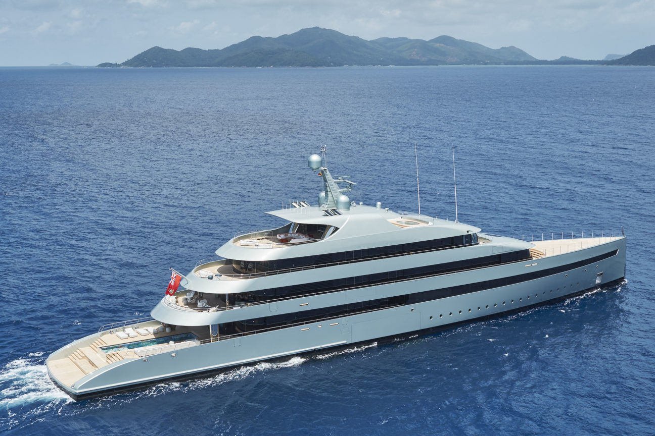 Why Savannah is the superyacht you need to charter this spring