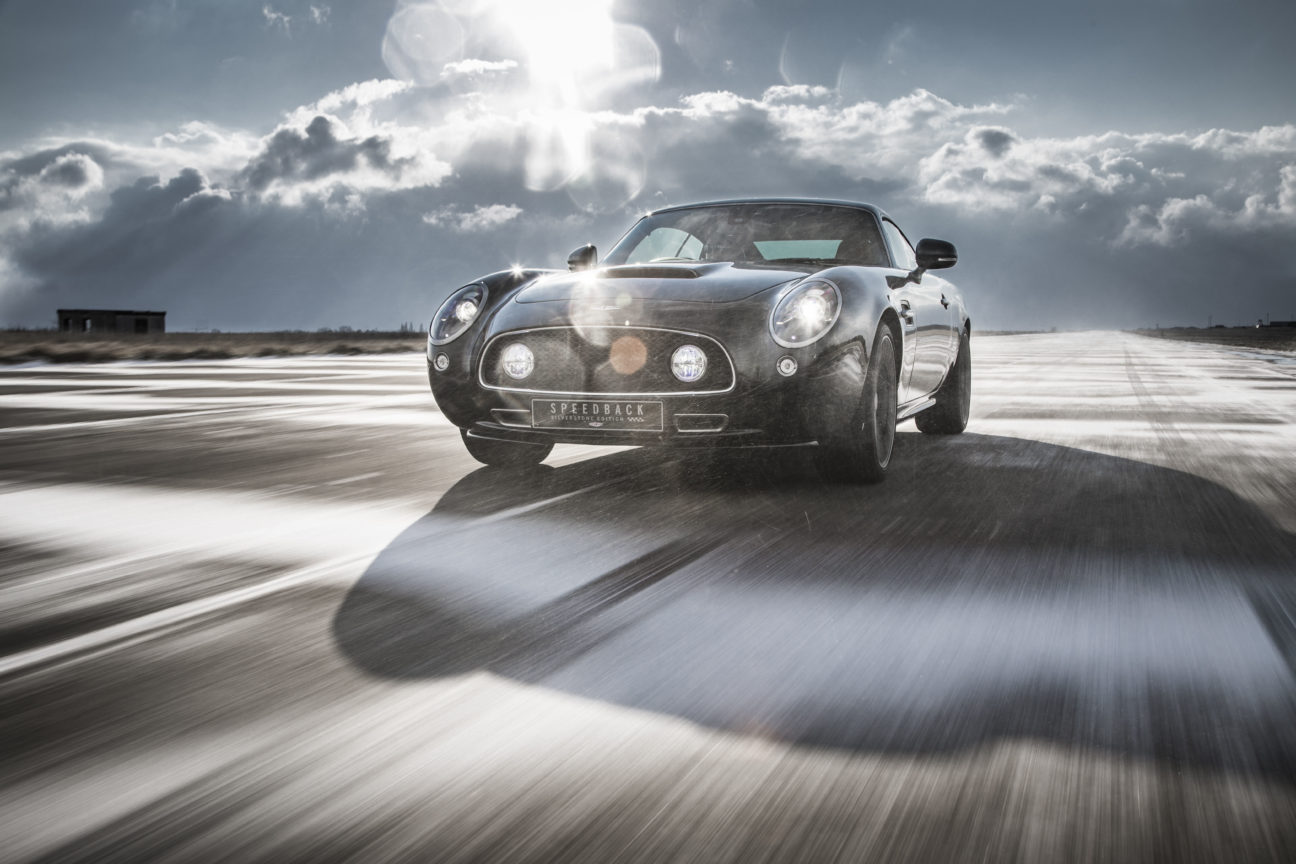 Speedback Silverstone Edition: The jet-inspired car your garage is missing