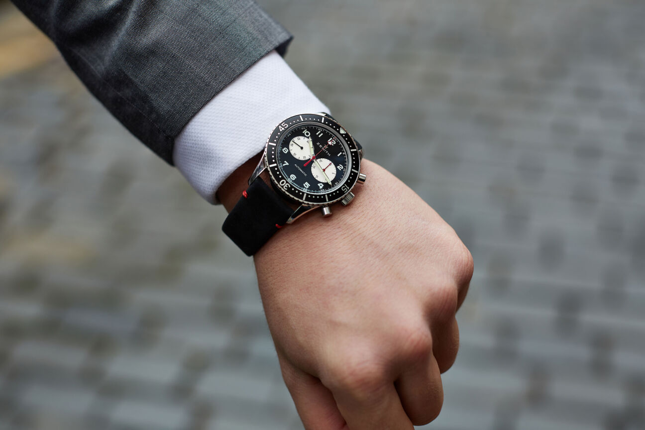 Watch of the Week: Watches of Switzerland Zenith Cronometro TIPO CP-2
