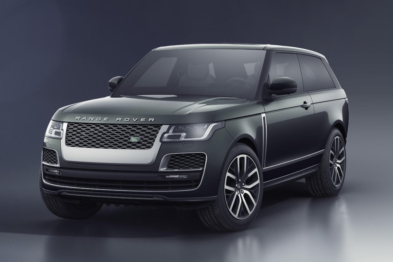 Range Rover redefine the luxury SUV sector, again