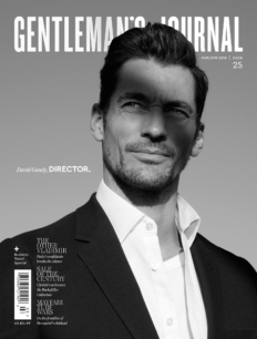 Latest Issue out now with David Gandy