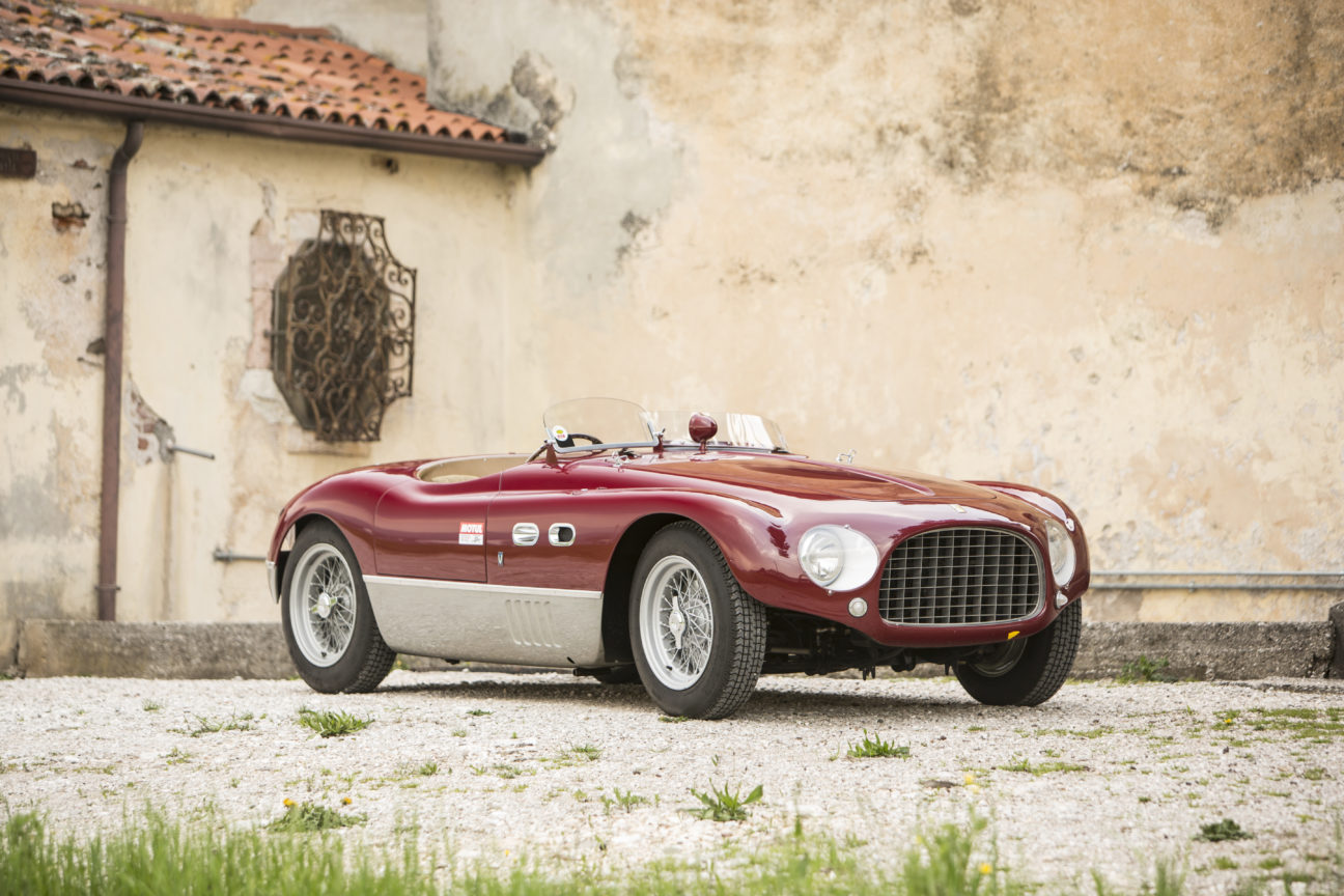 This 1953 Ferrari has a history worth its $8 million price tag