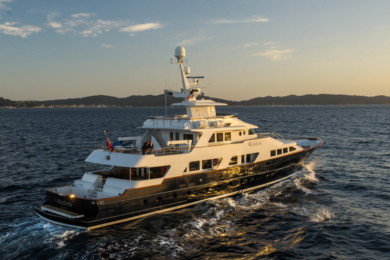 The best yachts to charter this summer under £100k