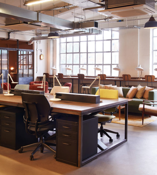 These are London's best co-working spaces