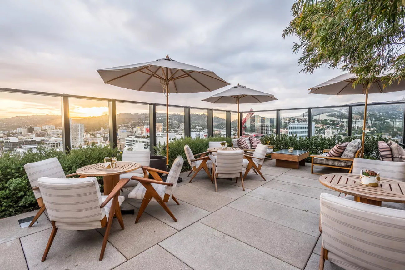 These are the best rooftop bars in Los Angeles