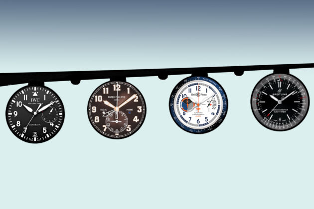 pilot's watches