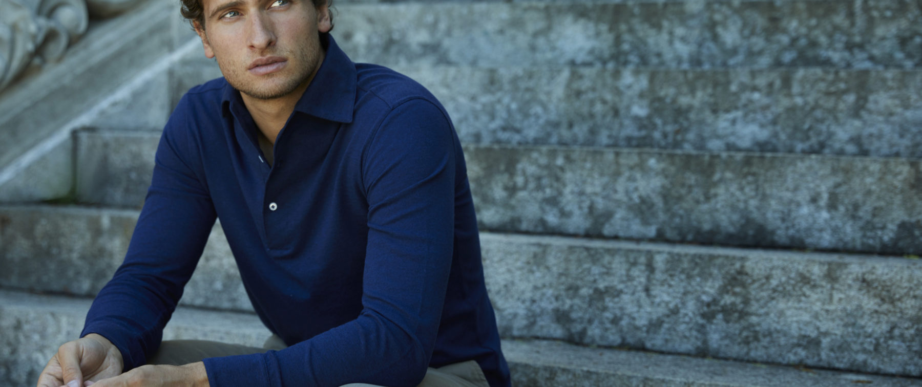 2581f4349d94b Introducing the only polo shirt you need this summer