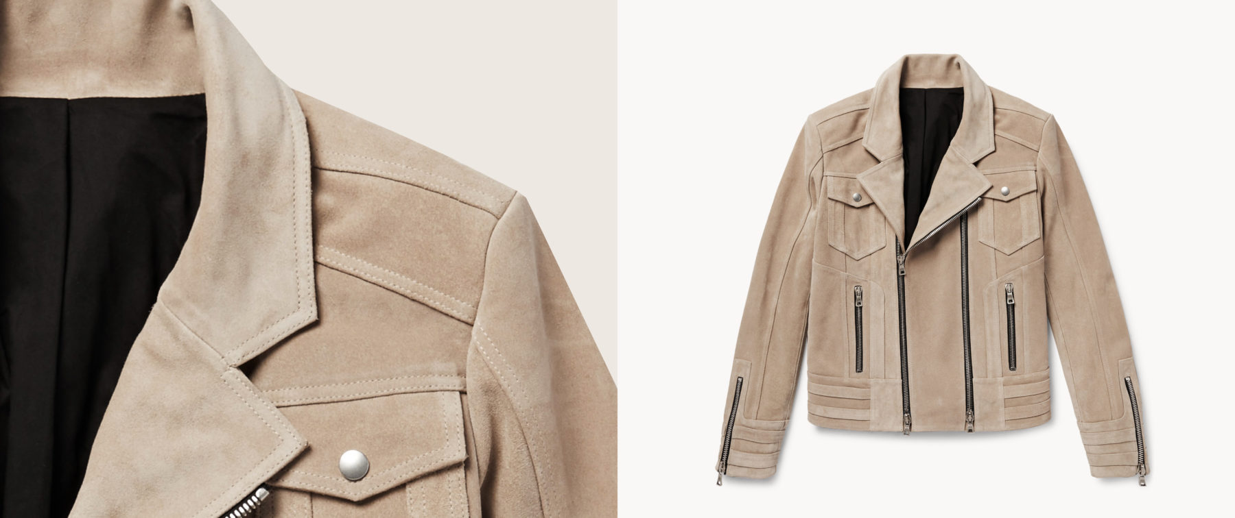 Best suede jackets for men
